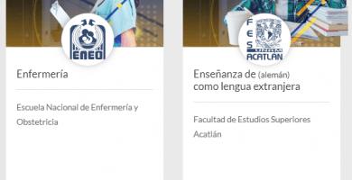 licenciaturas en linea unam convocatoria 2020