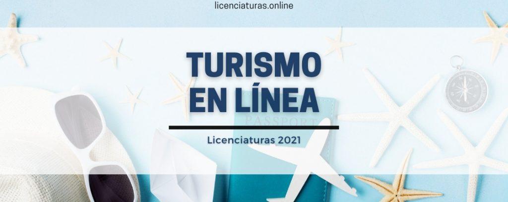 licenciatura en turismo online