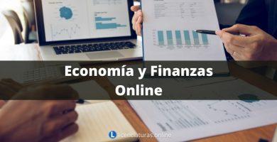licenciatura en economia en línea