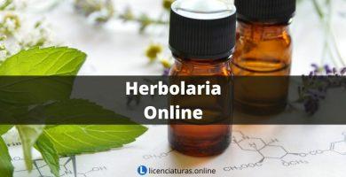 licenciatura en herbolaria online